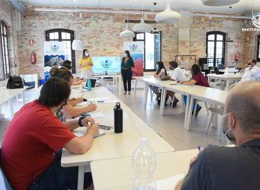 #RESTAURA CORAL Andalucía Azul, impulsando la formación y empleo de calidad a través de la economía azul