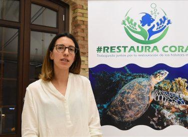 #RESTAURA CORAL MÁLAGA Métodos y protocolos para restaurar hábitats marinos