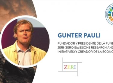 Conferencia con Gunter Pauli