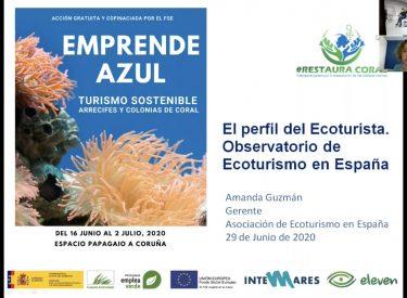 El Perfil del Ecoturista. Observatorio de Ecoturismo en España.
